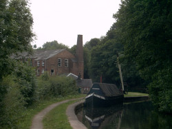 Cheddleton Flint Mill and nb Vienna
