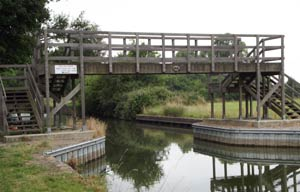 Wilstone Footbridge