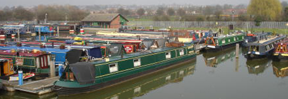 Narrowboat-Moorings
