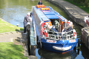 Disabled Narrowboating